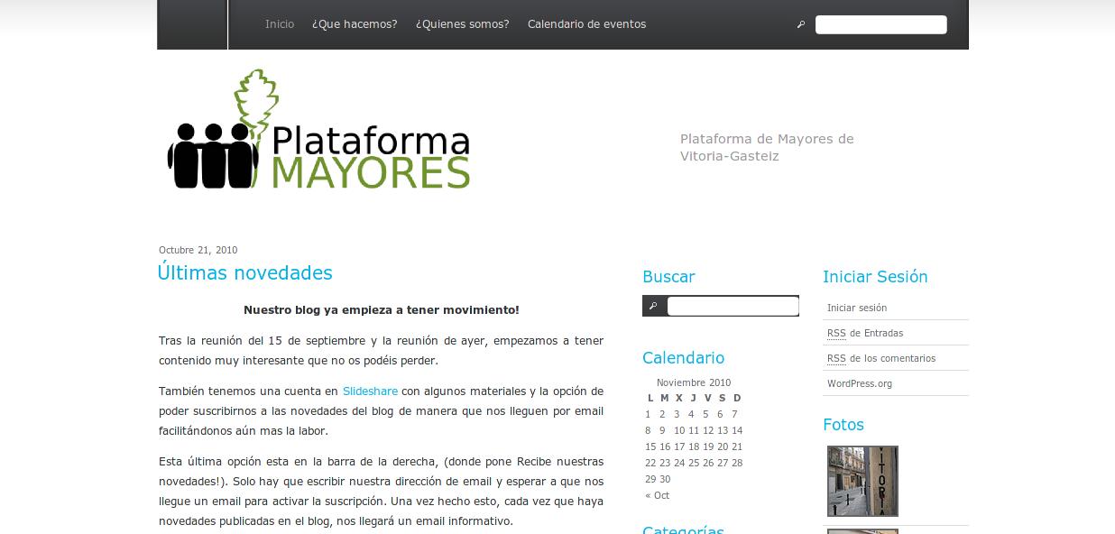plataformademayores